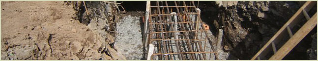 Raft Foundations -  Piled Foundations